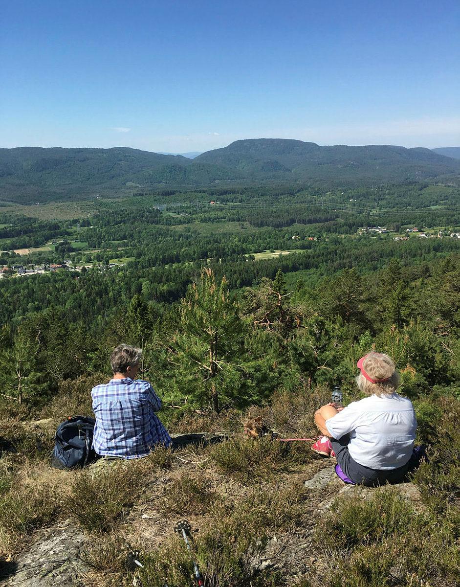 Lavterskeltur til Fjelldalen.