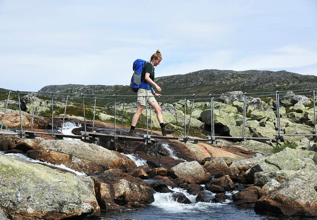 Sommeråpning på DNT Telemarks Fjellhytter