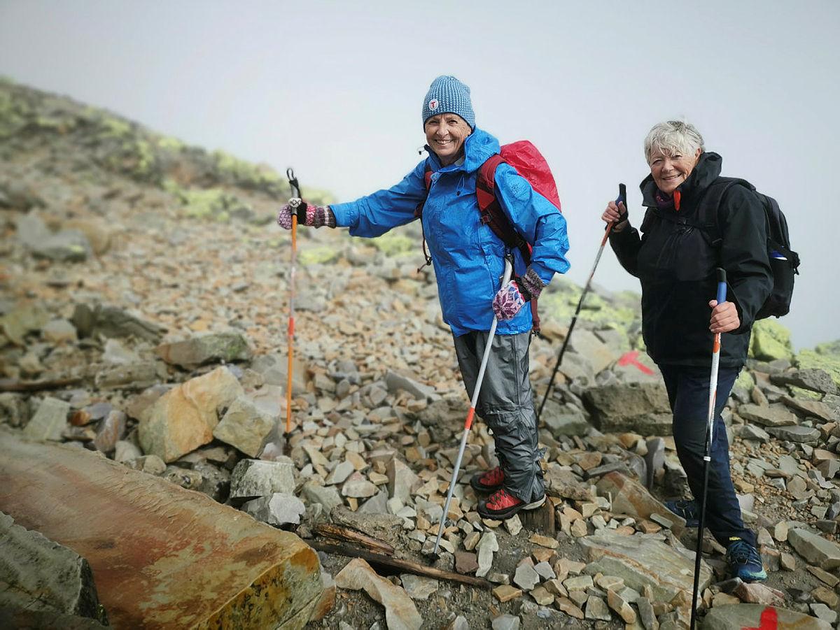 Nydelige Seniorturer i fjellet! Blir du med?
