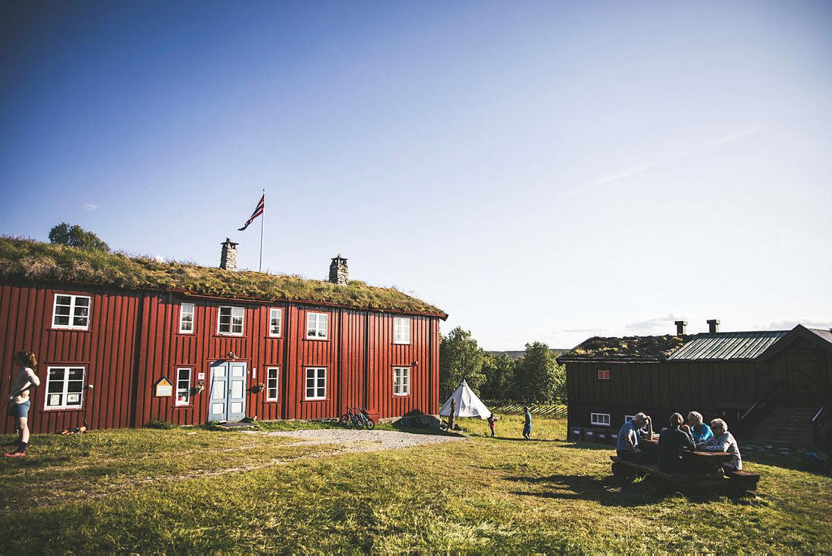 Fremdeles ledig plass på DNT-hyttene