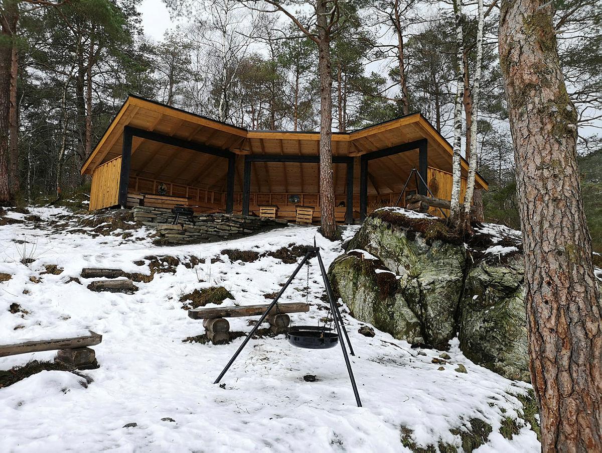 Osmarka - fint turområde for barnefamilier