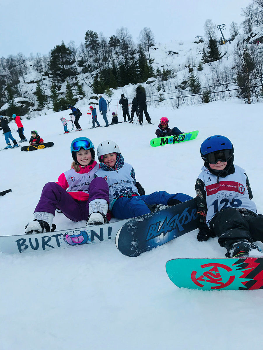 Skiskolen 2019