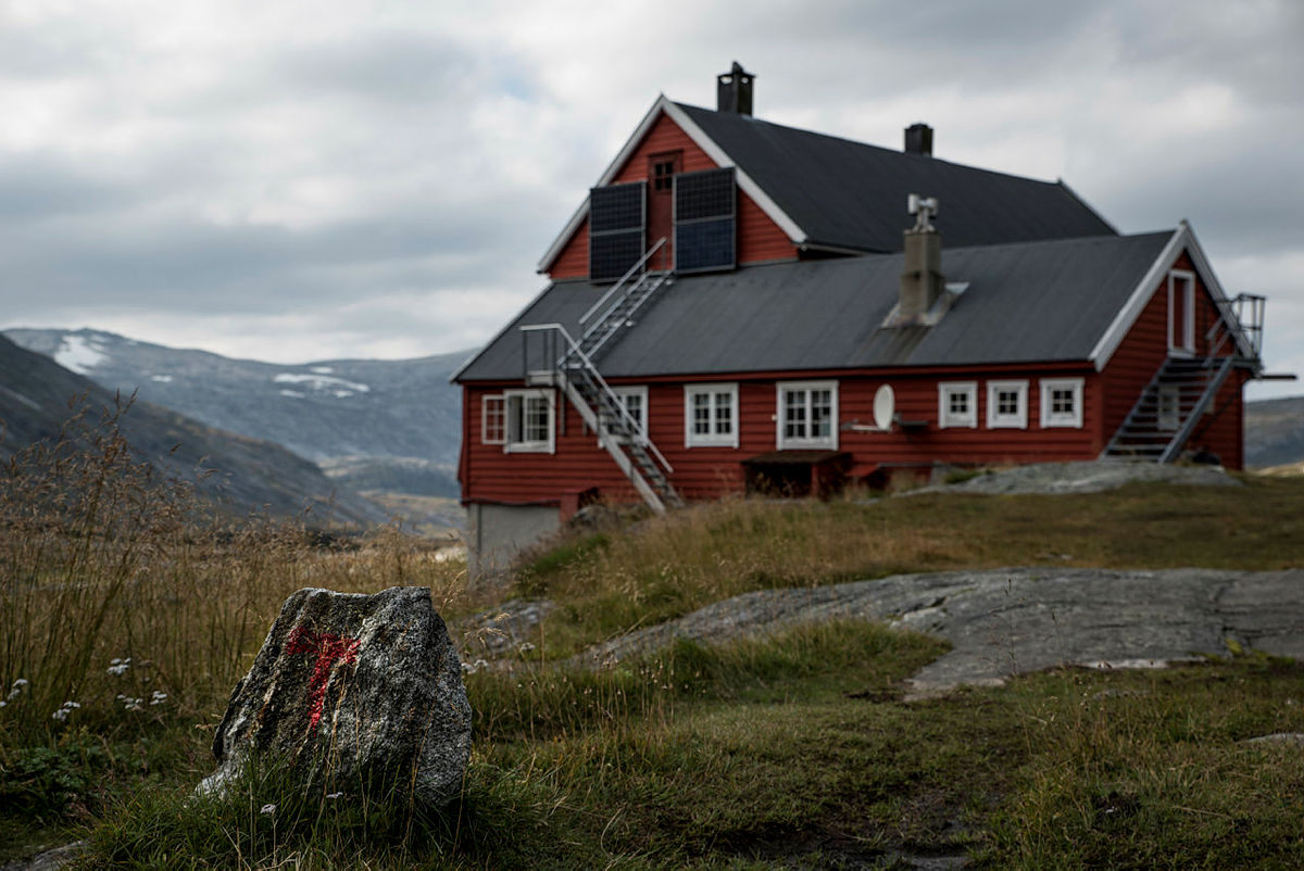Stavali, Hardangervidda Vest.
