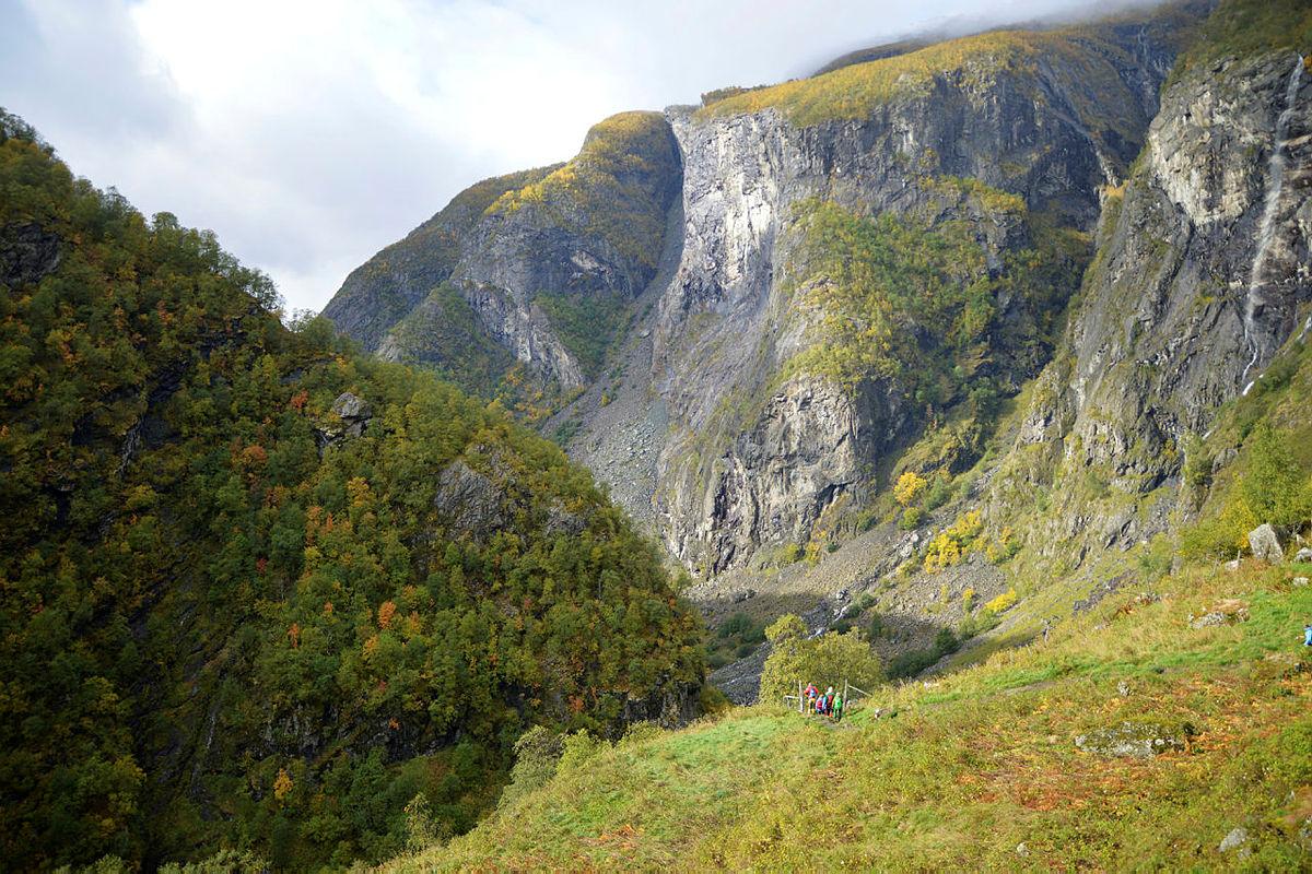 Aurlandsdalen.
