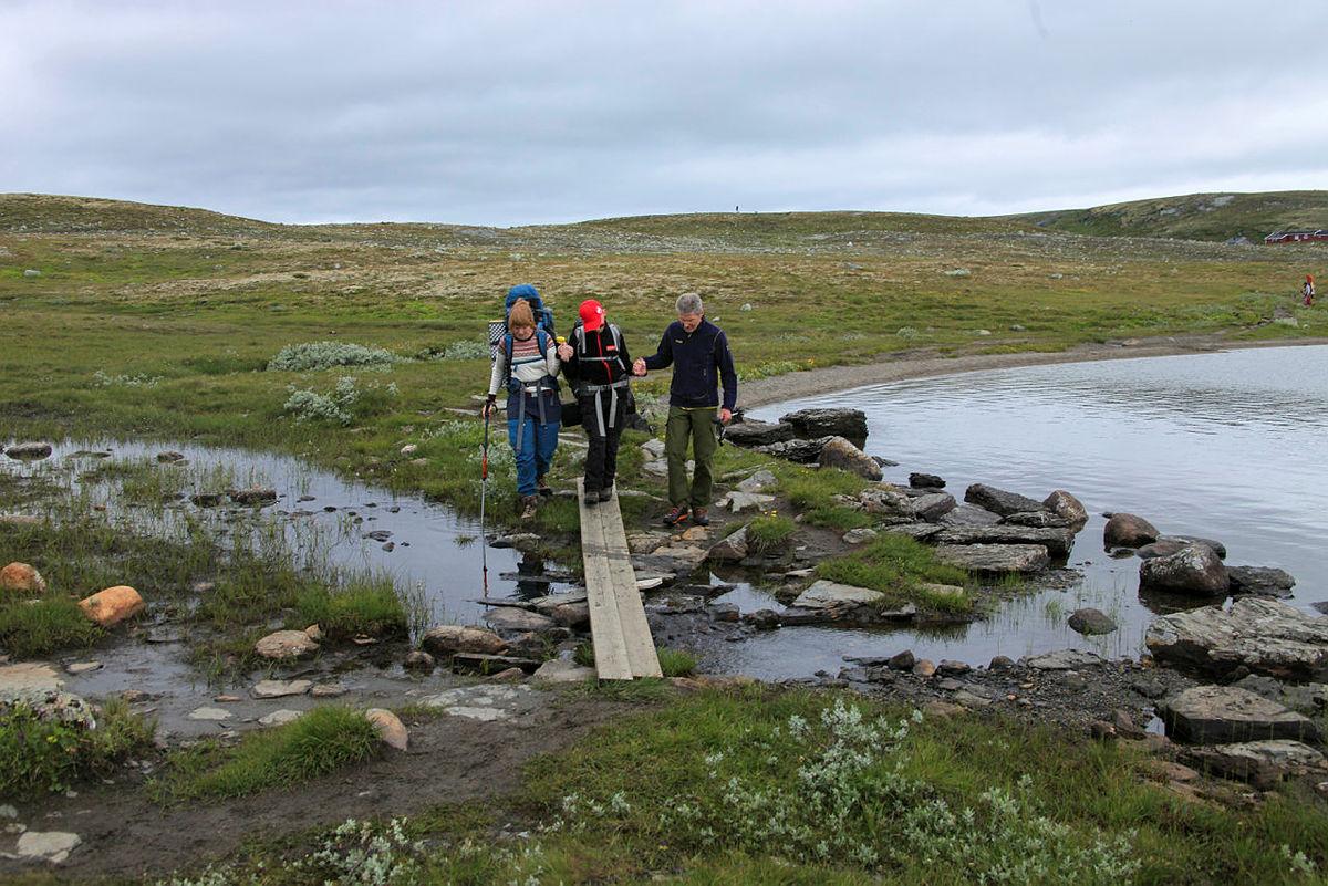 Rubenstur over hardangervidda 2017