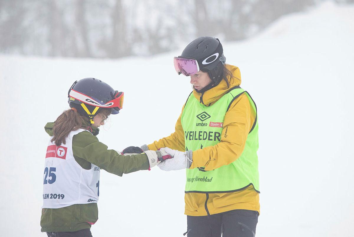 Bilder fra Skiskolen 2019