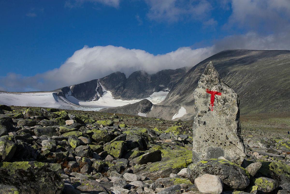 Vi gleder oss til nye fjellturer!