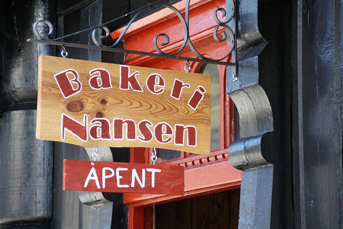 Tilbud om Take away fra Bakeri Nansen og fjellmenyen påsken 2021