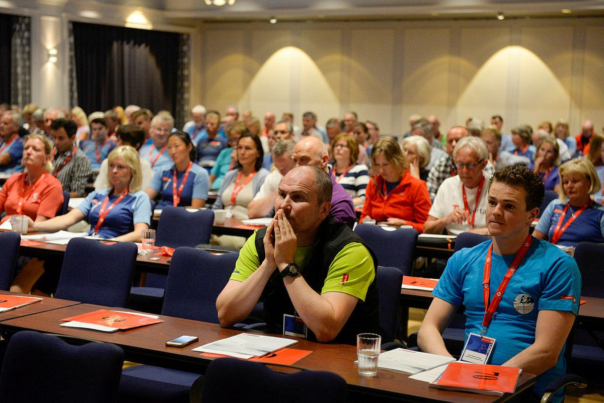 Bilder fra DNTs landsmøte i Loen 2014.