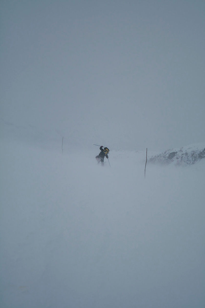 Avlyst: Skitur til Tinden  og fullmånetur