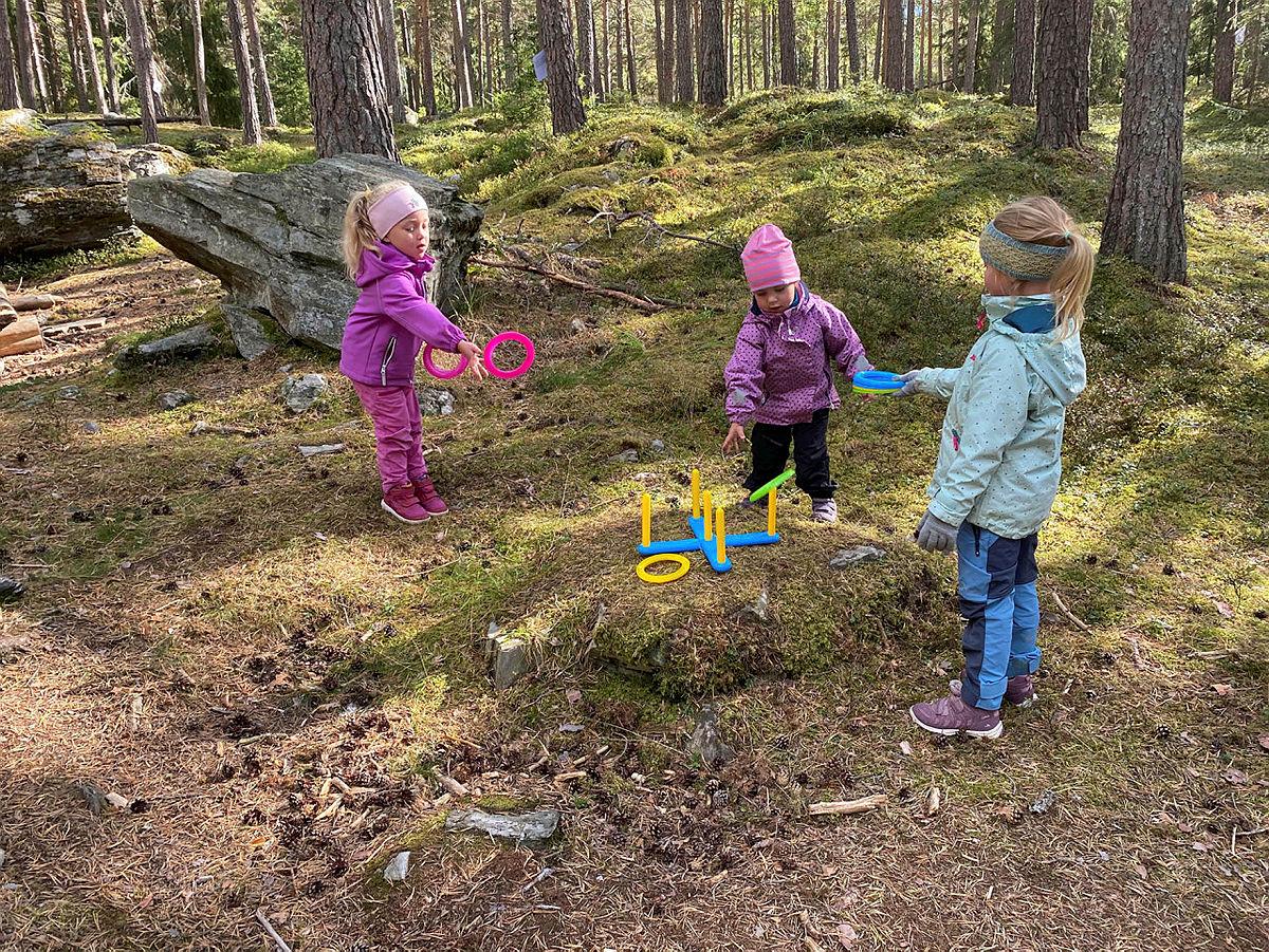 Kom deg ut-dagen Ulbergskogen 2020
