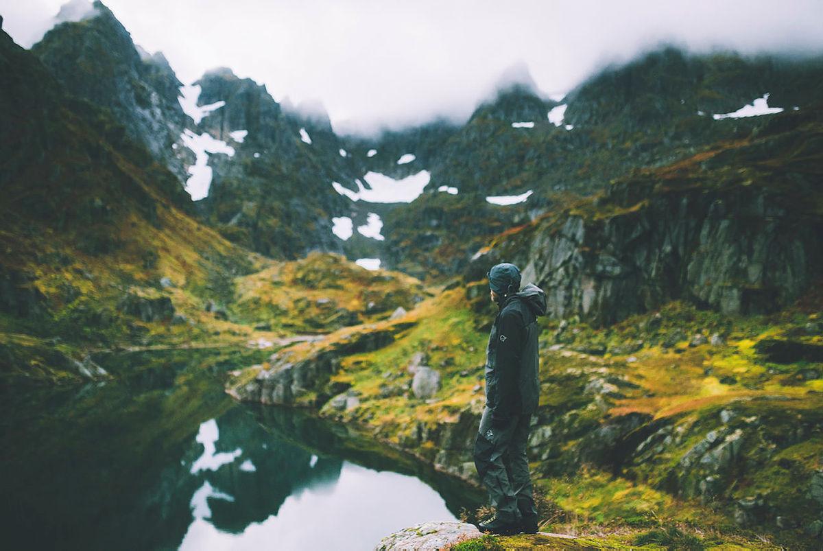 Trollfjorden.