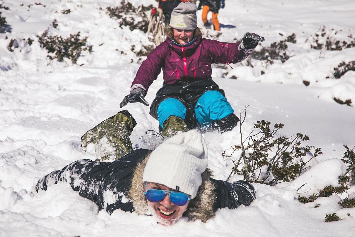 Vinterferiens beste familieturer — Den Norske Turistforening