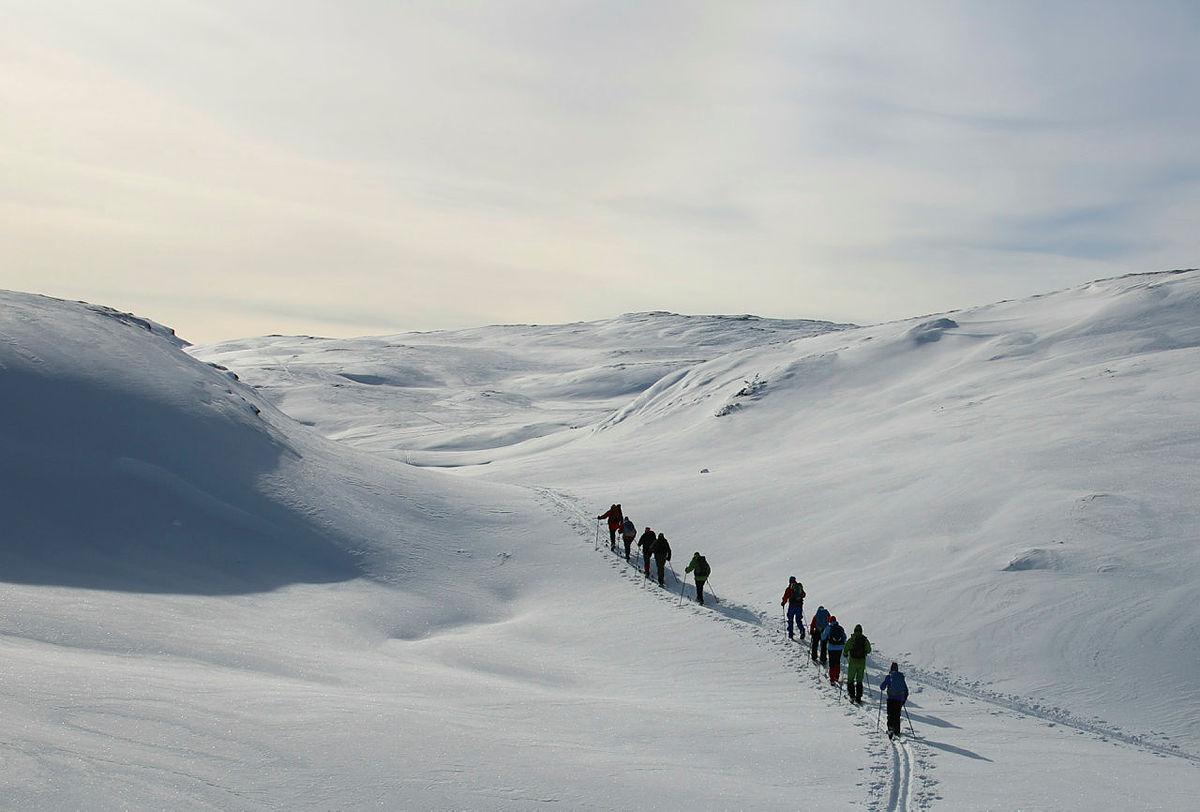 Sundagstur til Hamlagrøhorn og Løva
