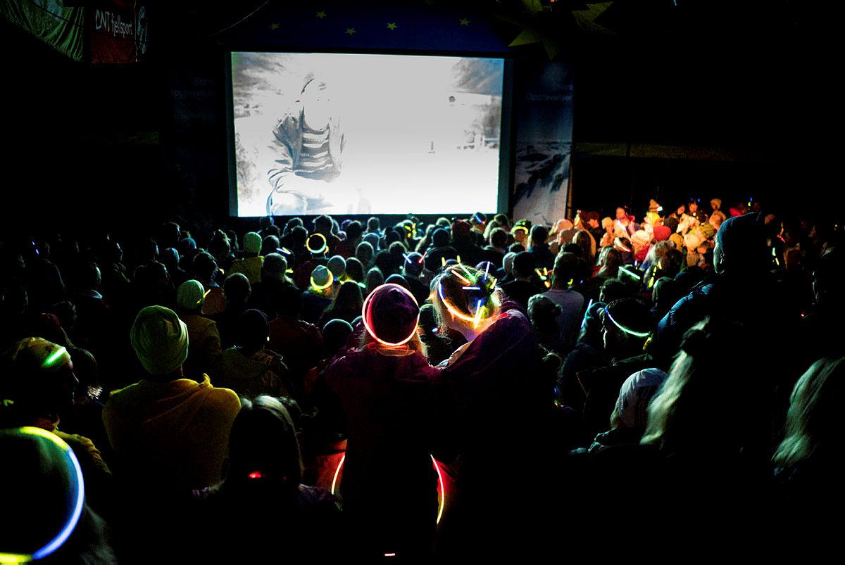 Klart for Fjellfilm på Gjendesheim