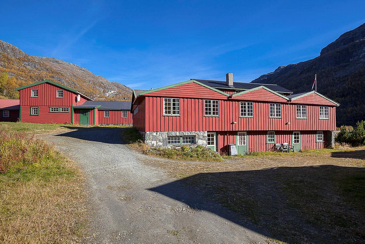 Aurlandsdalen Turisthytte