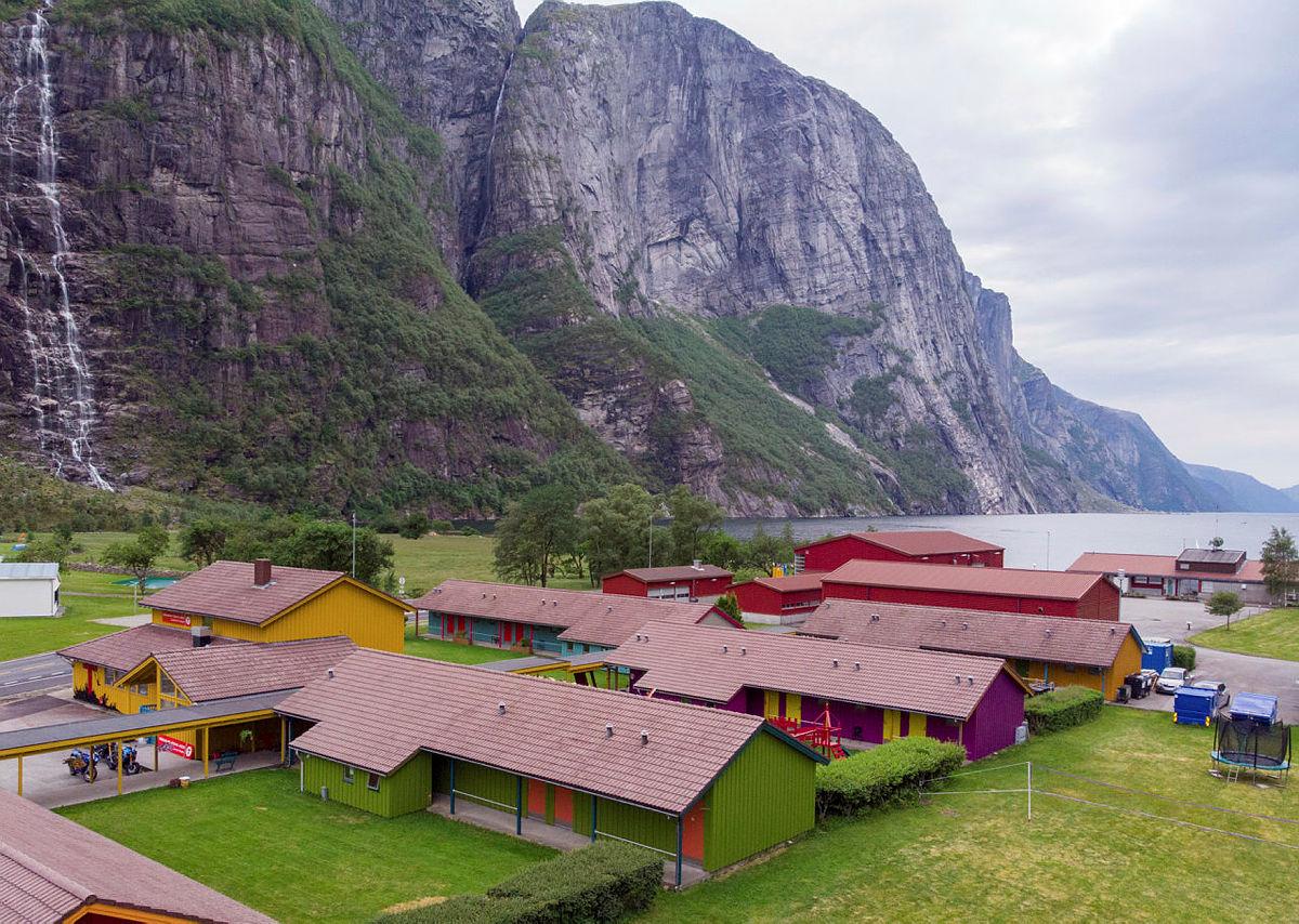 Lysefjorden turisthytte