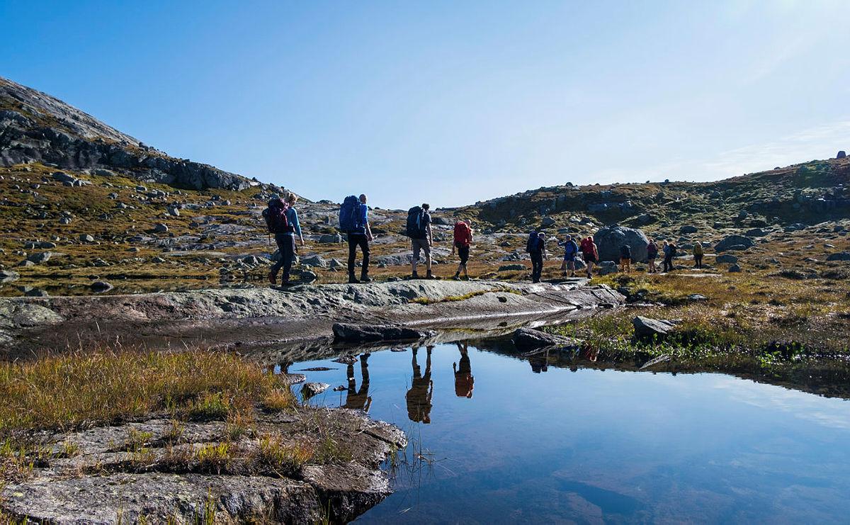 Historisk vandrerute gjennom Viglesdalen er open