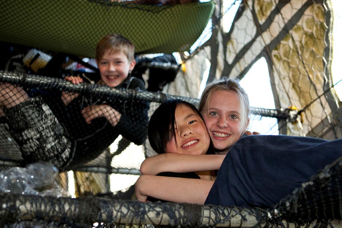 Sommercamp med DNT Ung er sommerens høydepunkt for mange! I år arrangeres sommercampen på nyoppussede Lysefjorden turisthytte.