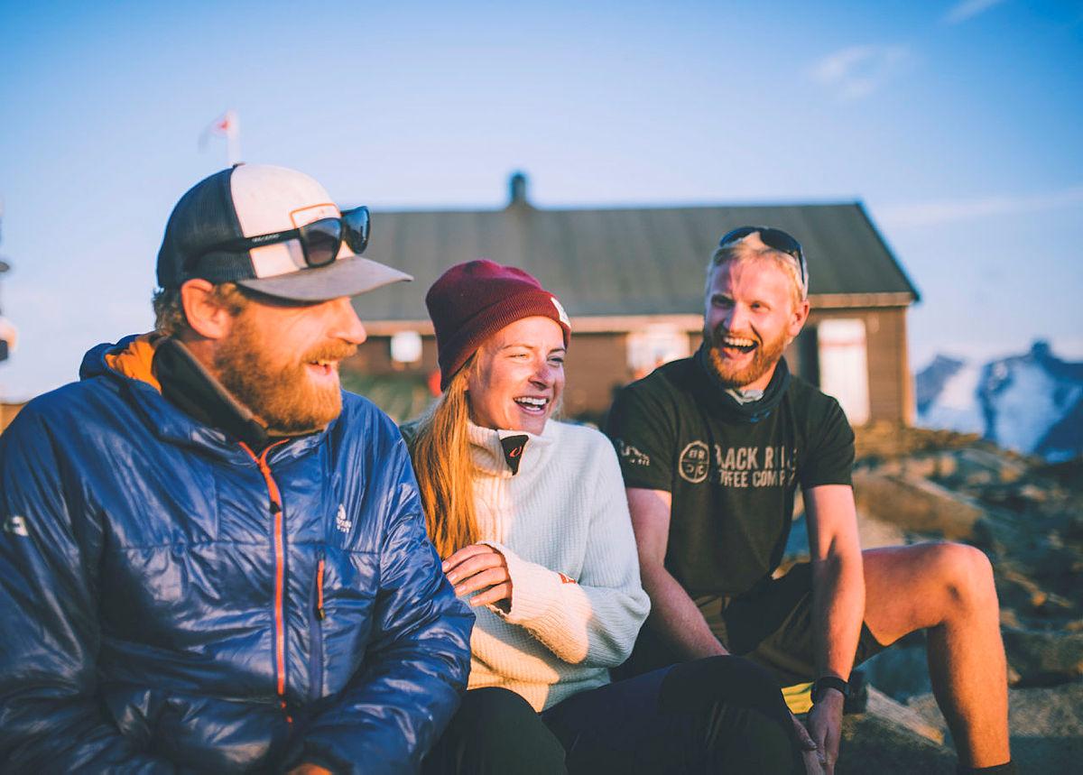 Denne sommeren har flere DNT-hytter opplevd rekordmange besøk.