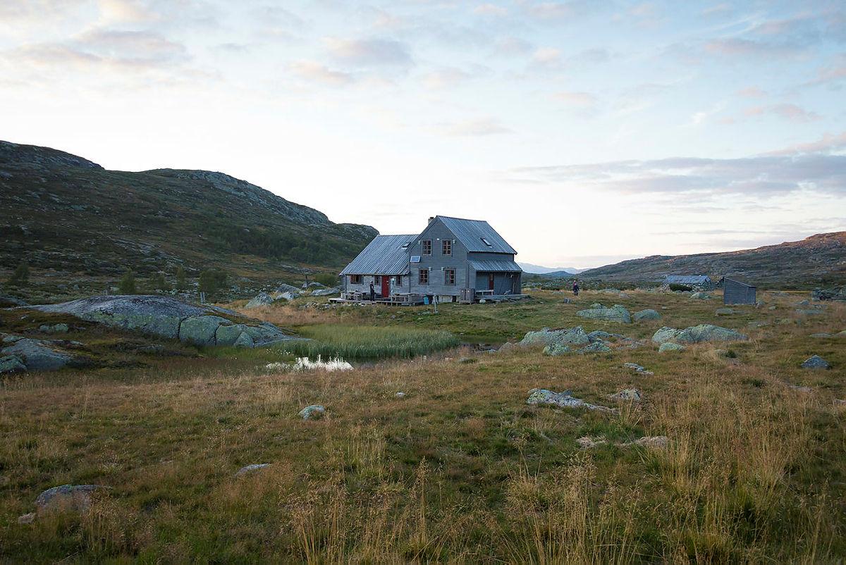 Tur til Hadlaskard på Hardangervidda