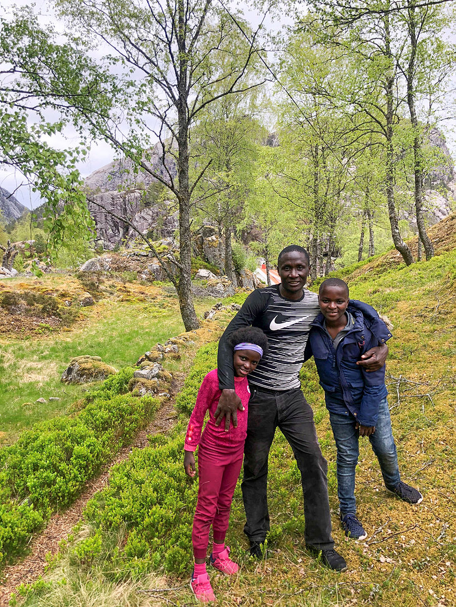 Vi håper flest mulig benytter sjansen til å ta med seg barna ut og lage fine opplevelser sammen ute i naturen.