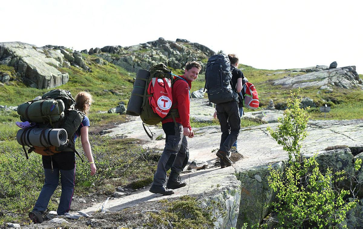 Politikernes svar til DNT i Vestfold og Telemark
