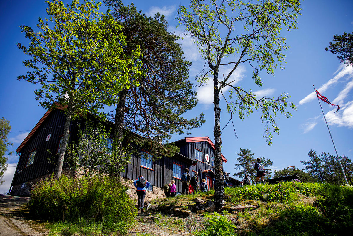Ledig 20% deltidsstilling på Kobberhaughytta midt i Nordmarka