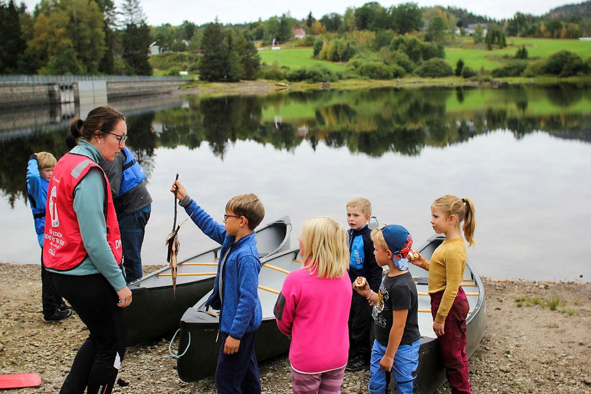 Kom deg ut-dagen i Siljan i Telemark