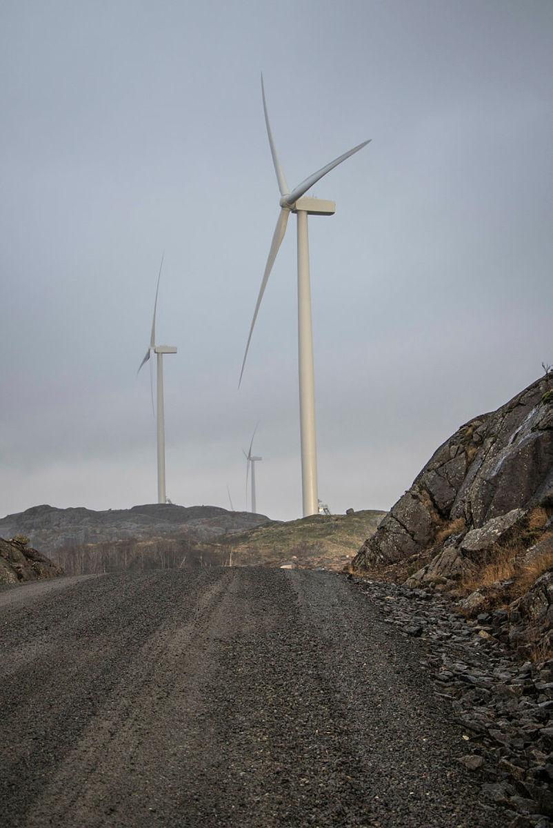 Egersund vindkraftverk