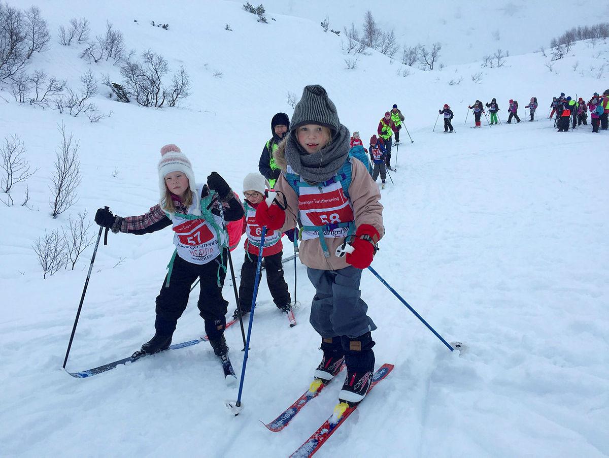 Skiskolen langrenn