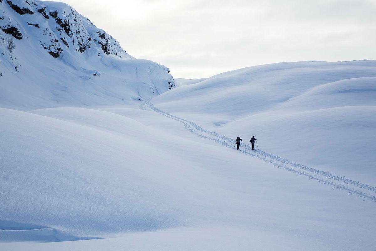 Mykkeltveitveten (1131 moh.) - en klassiker i Bergsdalen