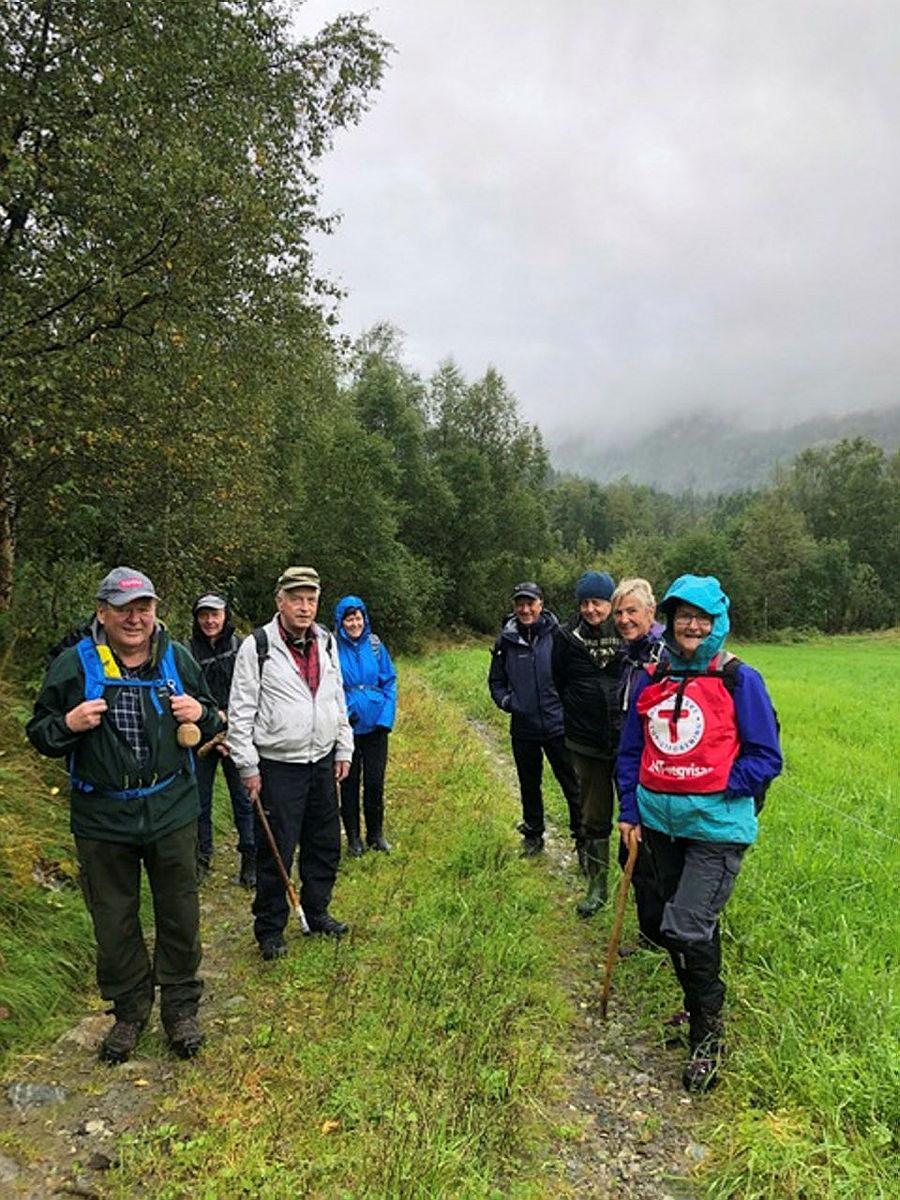 Hustveit - Leidalstølen, 9. september 2020