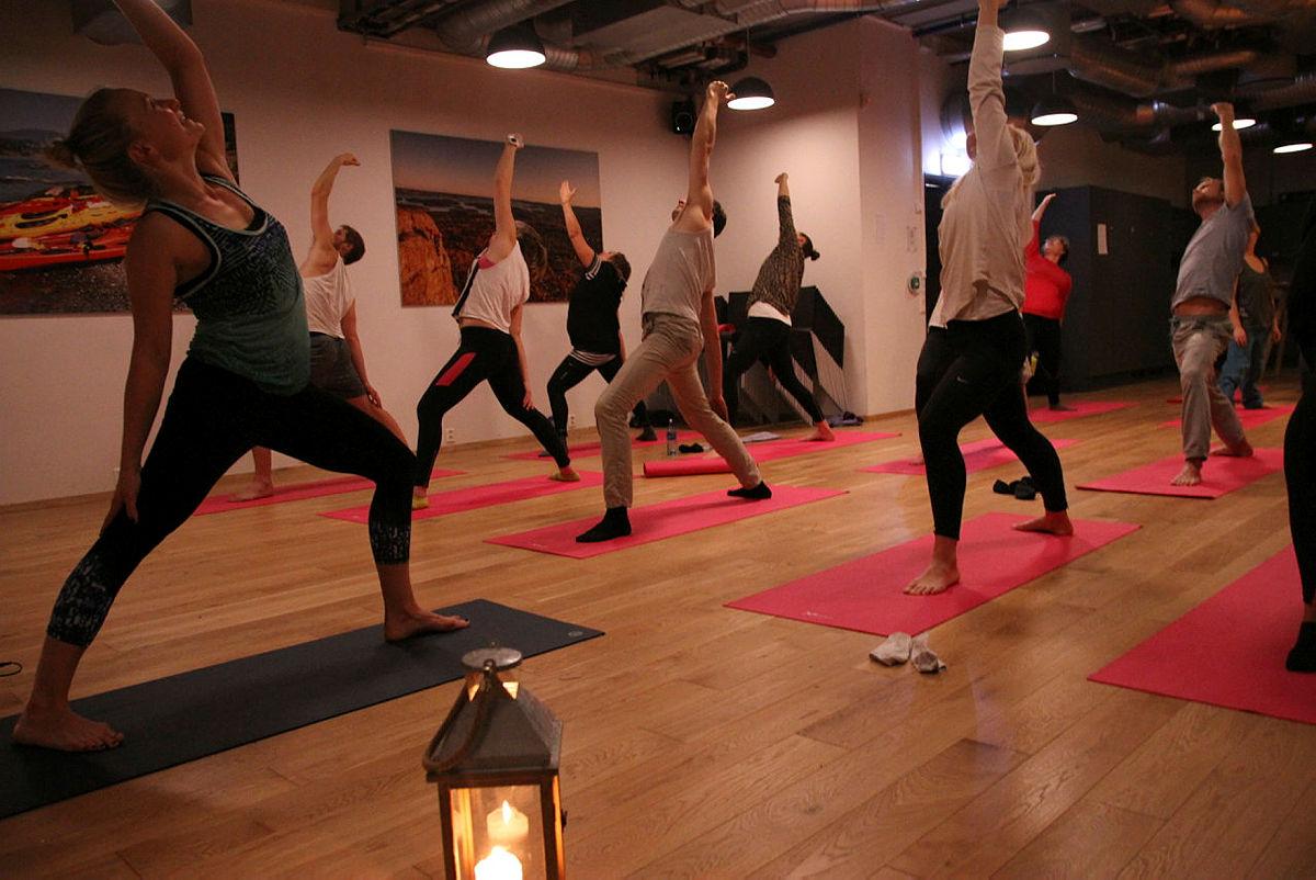 Nye yogakurs starter 11. juni