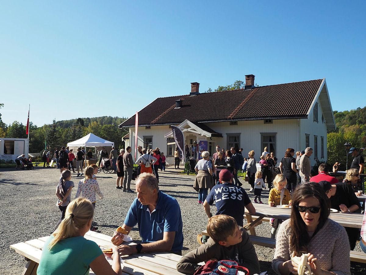 Legg turen til Breivoll Gård i høstferien.