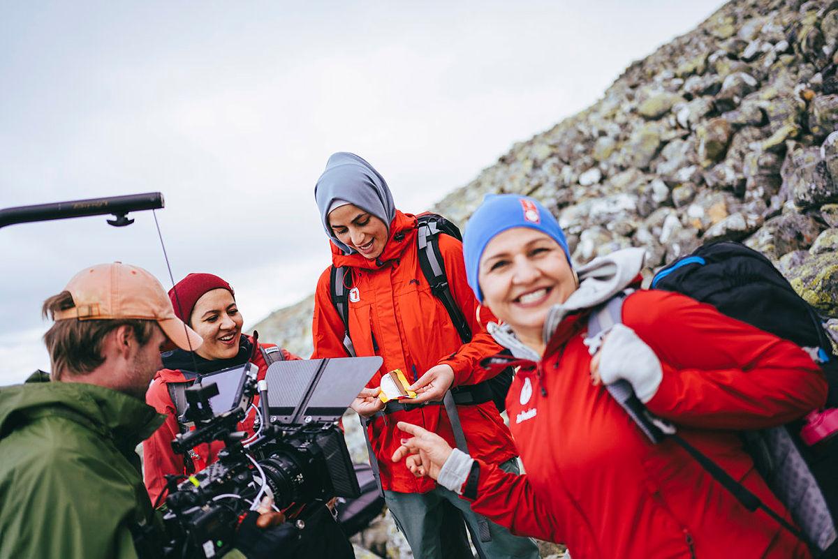 """Film av Fareshta til """"I naturen er alle velkommen"""""""