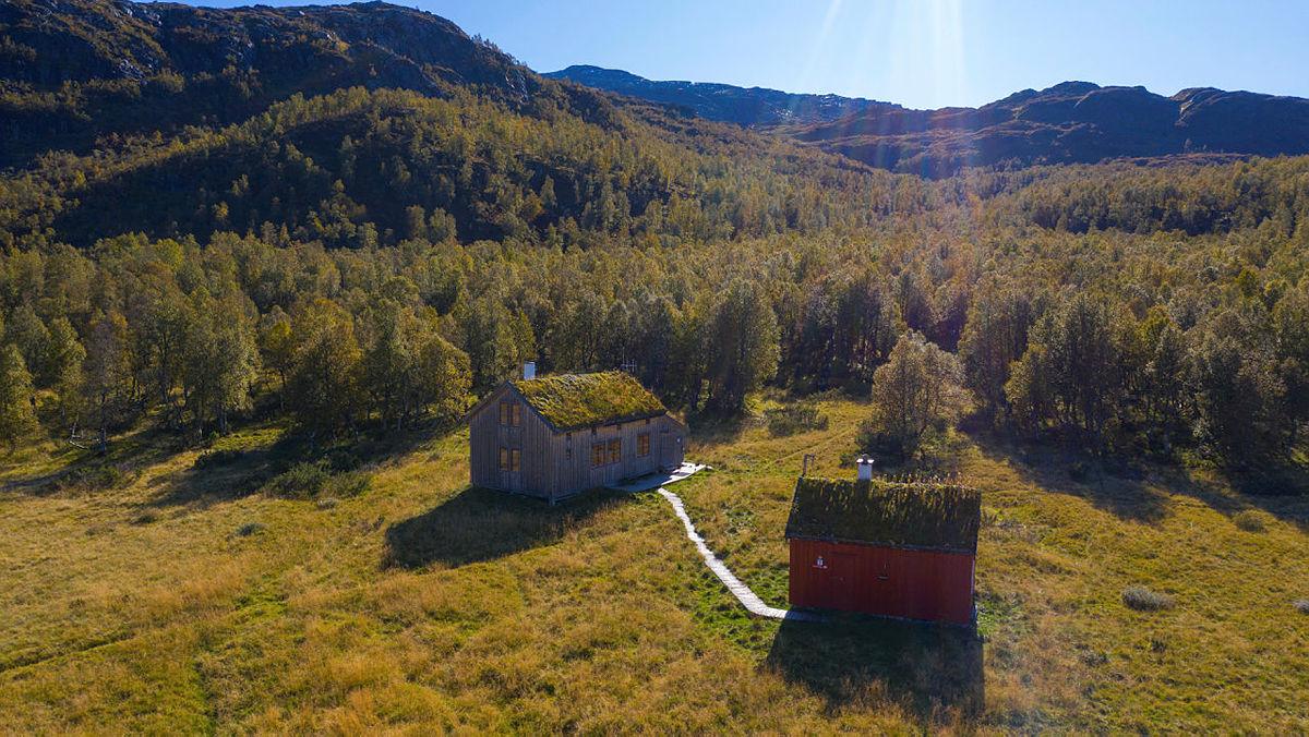 Ledige høstferiehytter fra fjell til fjord