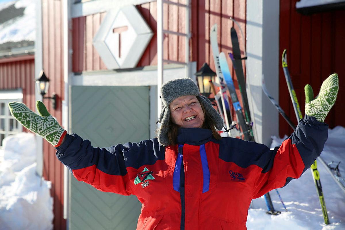 Vertinnen Solbjørg