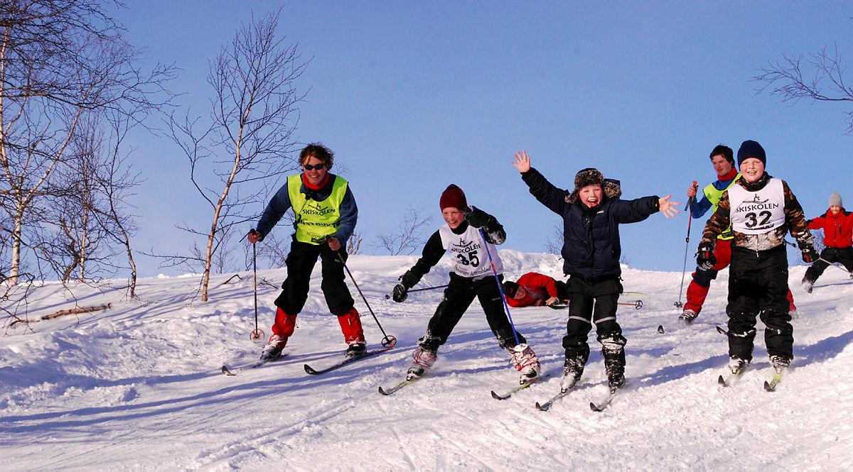 Skiskolen har gitt skiglede til tusenvis i over 60 år