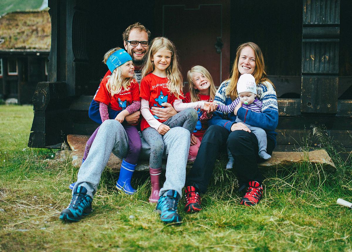 Barnas turlag med familicamp på Sota sæter i Juli 2015.  Stemningsbilder fra Sota Sæter juli 2015.