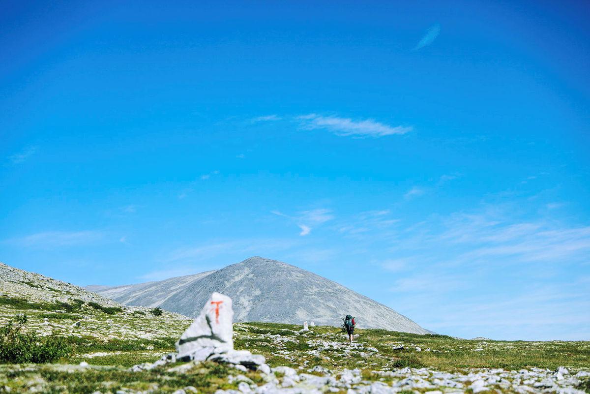 Langglupdalen, Rondane.