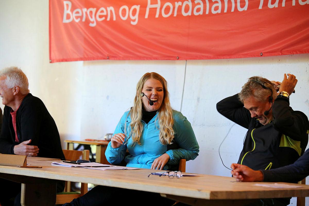 Sara H. Sekkingstad, ordfører Alver kommune