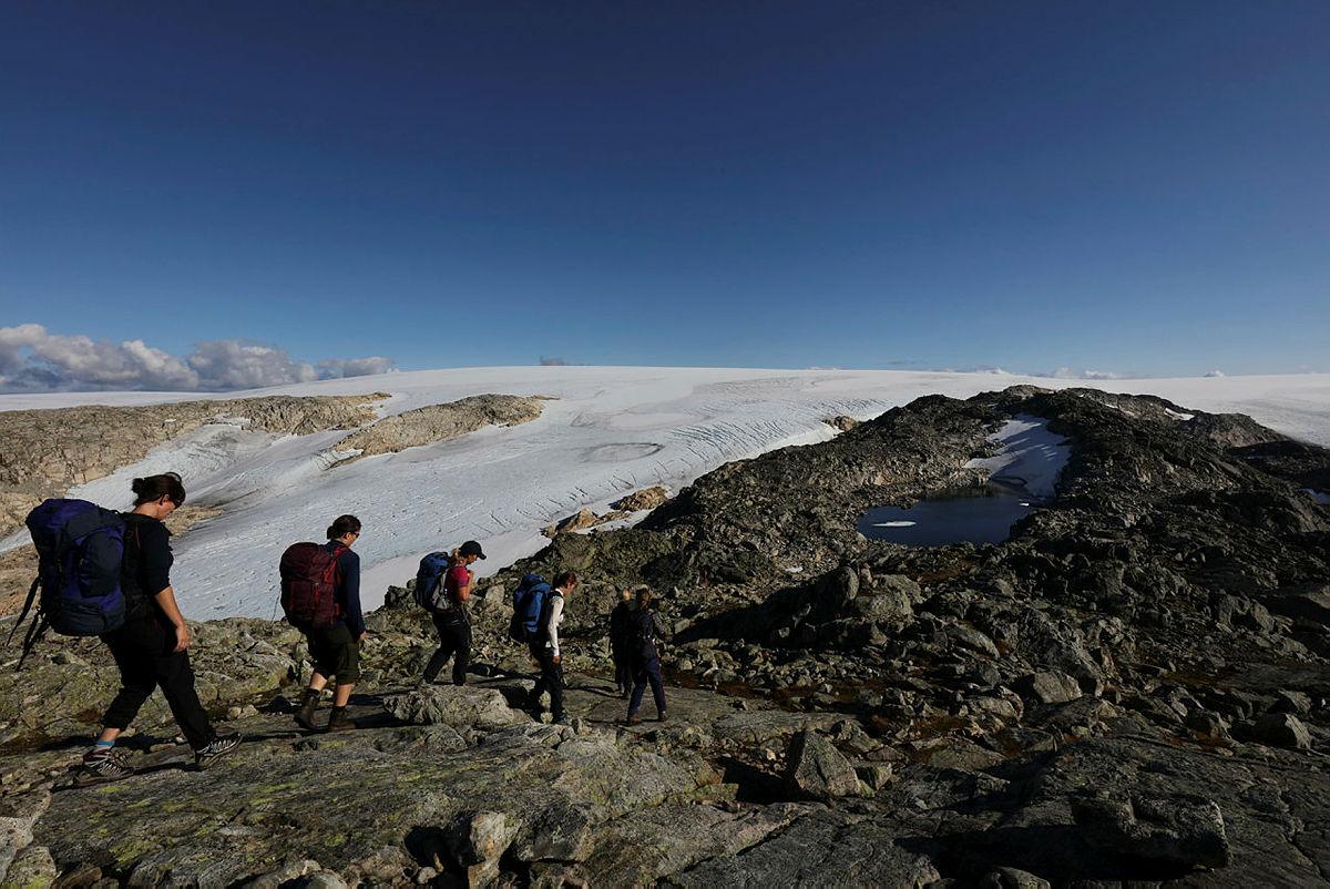 Fra fjord til fonn – sommertur til Fonnabu