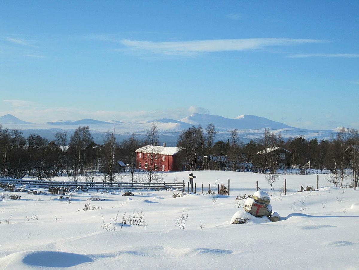 Vinterferie på Svukuriset Turisthytte? :-)