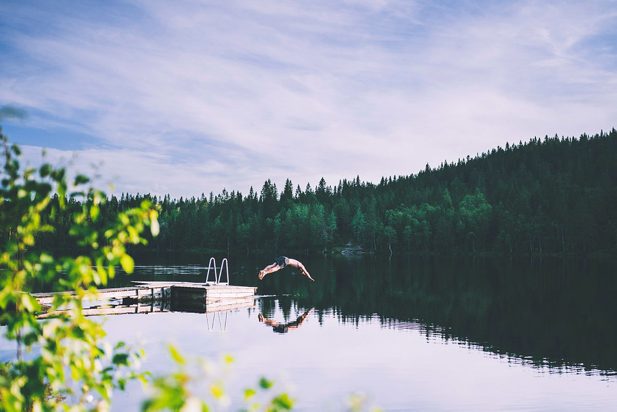Sommerferie hjemme? Tre nydelige steder nær Oslo