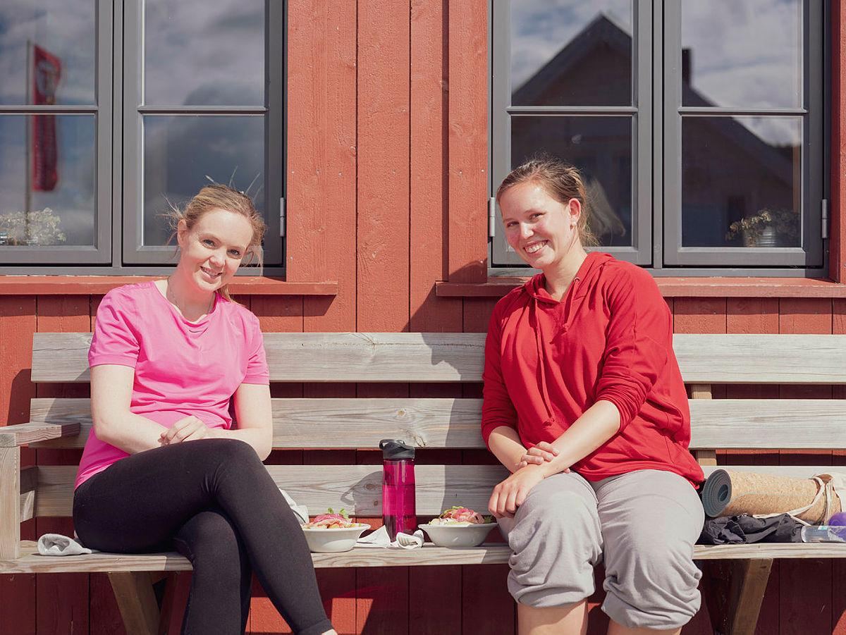 Gjør noe ekstra ut av denne torsdagen, og bli med på turkafe og nyt gladmatretten på Gramstad sammen med andre turglade.