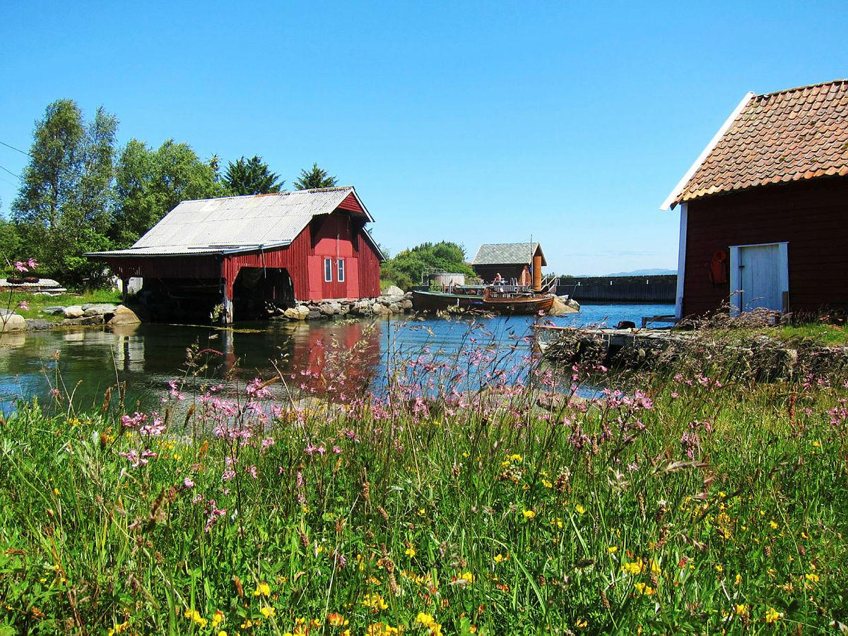 Dette er en av favoritt-turene til Hanne, Langøyturen, som er en av de 52 hverdagsturene i Stavanger.