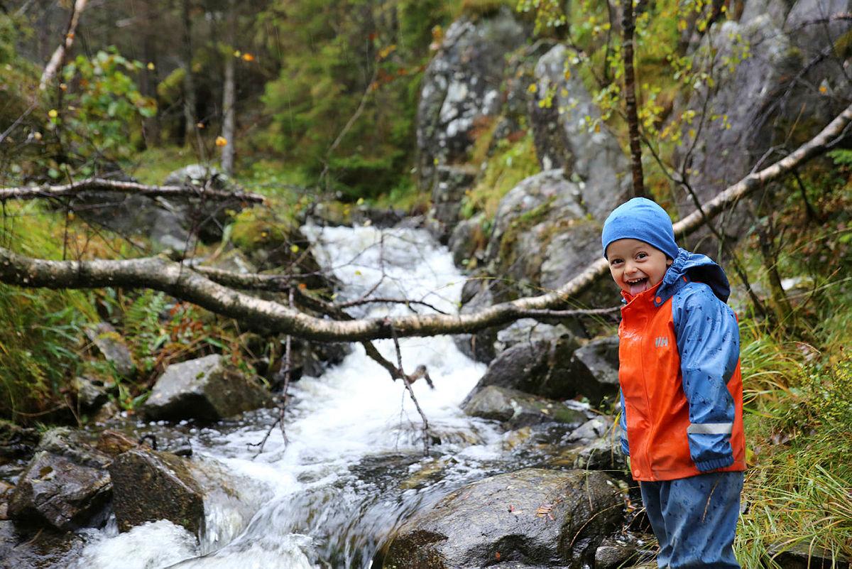 Ta med deg barna på et eventyr av en høstferie!