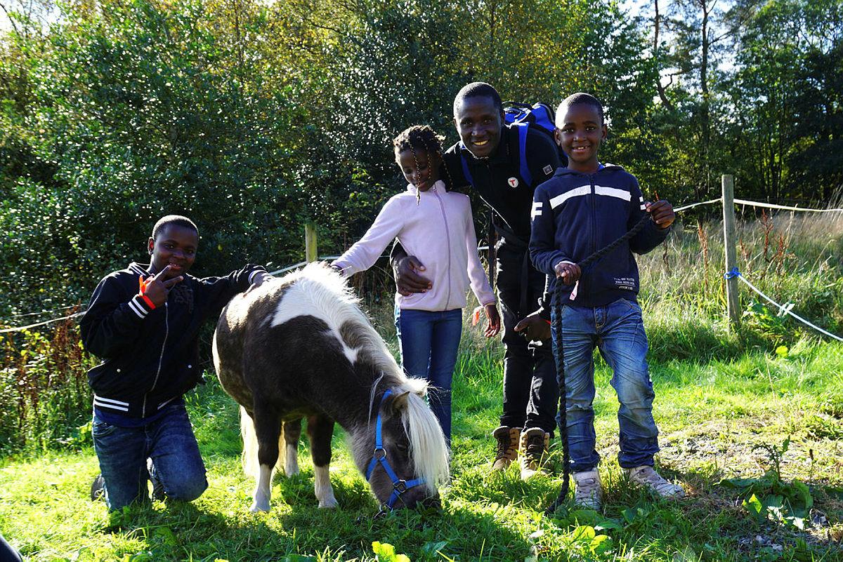 Bli en aktivitetsleder og gi mange barnefamilier naturopplevelser for livet!