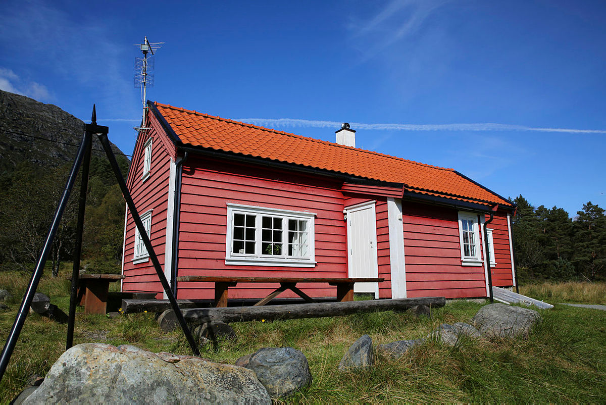 Turtips: Lundarstøl - perfekt for barnefamilier